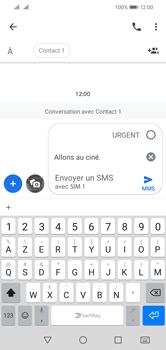 Huawei Y5 (2019) - MMS - envoi d'images - Étape 10