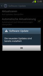 Samsung Galaxy S III LTE - Software - Installieren von Software-Updates - Schritt 12