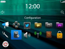 BlackBerry 9720 - Sécuriser votre mobile - Activer le code de verrouillage - Étape 3