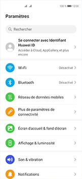 Huawei P40 - Aller plus loin - Gérer vos données depuis le portable - Étape 6