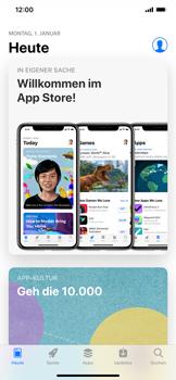 Apple iPhone XS Max - Apps - Nach App-Updates suchen - Schritt 4