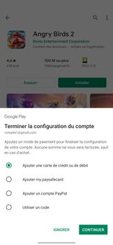 OnePlus 7T Pro - Applications - Télécharger une application - Étape 19
