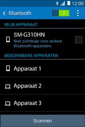 Samsung Galaxy Young 2 (G130HN) - bluetooth - headset, carkit verbinding - stap 6