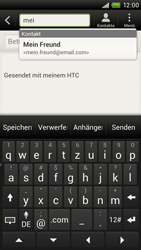 HTC One X - E-Mail - E-Mail versenden - 6 / 16