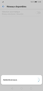 Huawei P20 Lite - Réseau - Sélection manuelle du réseau - Étape 8