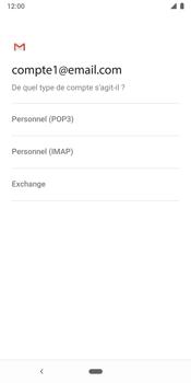 Google Pixel 3 - E-mails - Ajouter ou modifier un compte e-mail - Étape 10
