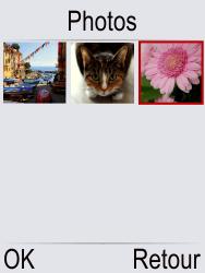 Doro Phone Easy 621 - Contact, Appels, SMS/MMS - Envoyer un MMS - Étape 14