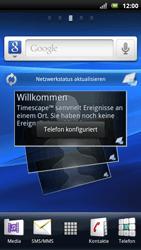 Sony Ericsson Xperia X10 - MMS - Automatische Konfiguration - 0 / 0