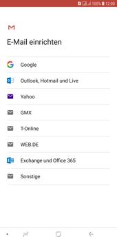 Samsung Galaxy J4+ - E-Mail - Konto einrichten (gmail) - Schritt 8