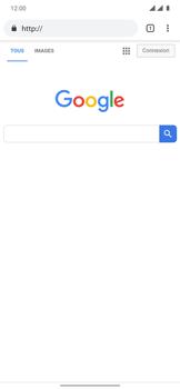 OnePlus 7T Pro - Internet et connexion - Naviguer sur internet - Étape 12
