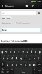 HTC One - E-Mail - E-Mail versenden - 9 / 18
