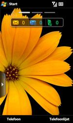 Samsung B7610 Omnia Qwerty - Internet - aan- of uitzetten - Stap 1