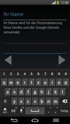 LG G Flex - Apps - Konto anlegen und einrichten - 7 / 26