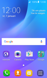 Samsung Galaxy J1 (2016) (J120) - Applicaties - Account aanmaken - Stap 1
