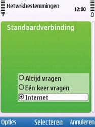 Nokia C5-00 - Internet - Handmatig instellen - Stap 18