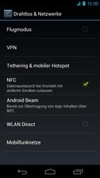 Samsung Galaxy Nexus - MMS - Manuelle Konfiguration - 5 / 14