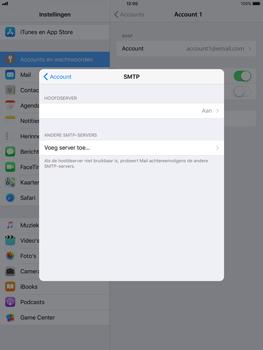 Apple ipad-air-met-ios-11-model-a1475 - E-mail - Instellingen KPNMail controleren - Stap 20