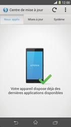 Sony Xperia Z1 - Logiciels - Installation de mises à jour - Étape 7