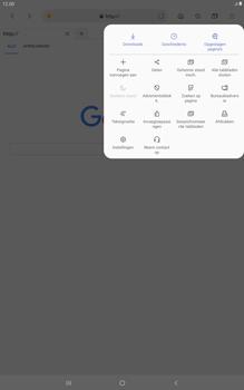 Samsung galaxy-tab-a-10-1-lte-2019-sm-t515 - Internet - Hoe te internetten - Stap 16