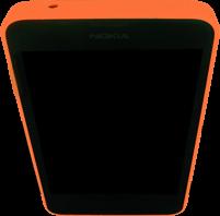 Nokia Lumia 635 - Premiers pas - Découvrir les touches principales - Étape 5