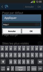 Samsung Galaxy Ace III - Internet et roaming de données - Configuration manuelle - Étape 25