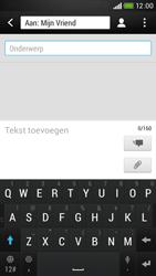 HTC Desire 601 - MMS - hoe te versturen - Stap 10