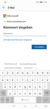 Huawei Mate 20 Lite - E-Mail - Konto einrichten (outlook) - Schritt 6