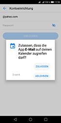 Huawei Y5 (2018) - E-Mail - Konto einrichten (yahoo) - Schritt 7