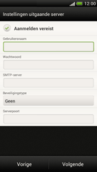 HTC Z520e One S - e-mail - handmatig instellen - stap 14