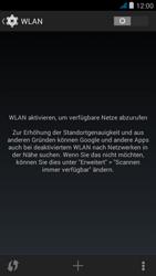 Wiko jimmy - WiFi - WiFi-Konfiguration - Schritt 5