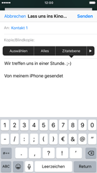Apple iPhone 6 - E-Mail - E-Mail versenden - 2 / 2