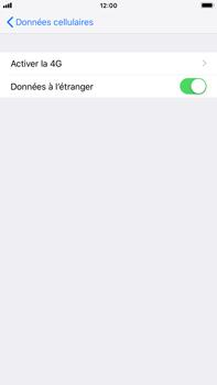 Apple iPhone 8 Plus - iOS 12 - Internet - Désactiver du roaming de données - Étape 5