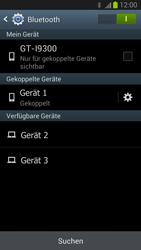 Samsung I9300 Galaxy S3 - Bluetooth - Geräte koppeln - Schritt 10