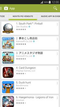 Samsung Galaxy Note 4 - Applicazioni - Installazione delle applicazioni - Fase 10