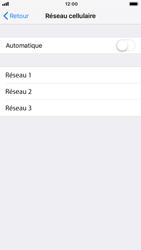 Apple iPhone 8 - iOS 12 - Réseau - utilisation à l'étranger - Étape 7