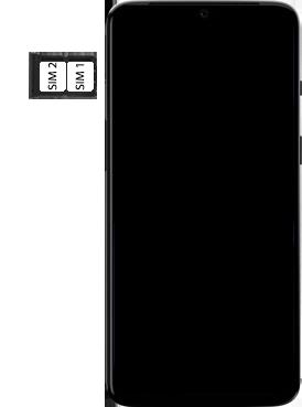 OnePlus 7 - Premiers pas - Insérer la carte SIM - Étape 5