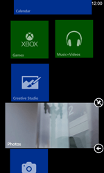 Nokia Lumia 925 - Getting started - Personalising your Start screen - Step 9
