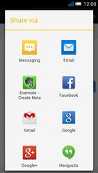 Alcatel OT-5036X Pop C5 - Internet - Internet browsing - Step 17