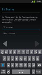 Samsung SM-G3815 Galaxy Express 2 - Apps - Einrichten des App Stores - Schritt 5