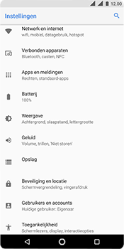 Nokia 5.1 - Netwerk - Handmatig een netwerk selecteren - Stap 4