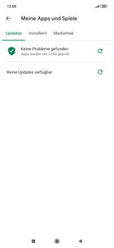 Xiaomi RedMi Note 7 - Apps - Nach App-Updates suchen - Schritt 6