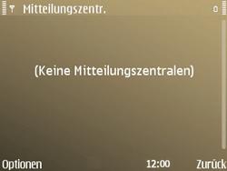 Nokia E72 - SMS - Manuelle Konfiguration - Schritt 7