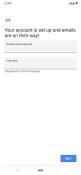 Nokia 7.2 - E-mail - manual configuration - Step 20