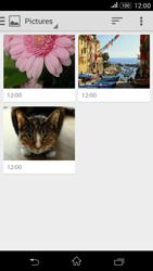 Sony Xperia E4G - E-Mail - E-Mail versenden - 13 / 16