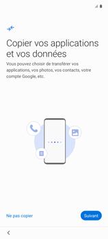 Samsung Galaxy A51 5G - Premiers pas - Configuration de l