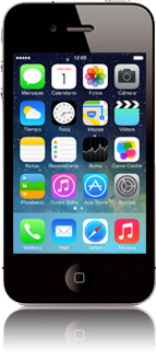 Apple iPhone 4 S mit iOS 7