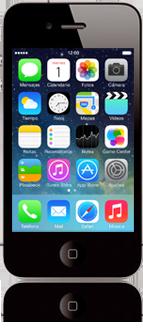 Apple iPhone 4 S mit iOS 7