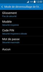 Samsung Galaxy Trend 2 Lite - Sécuriser votre mobile - Activer le code de verrouillage - Étape 6