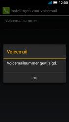 Alcatel OT-6012X Idol Mini - Voicemail - handmatig instellen - Stap 11