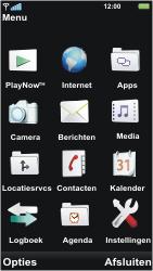 Sony Ericsson U8i Vivaz Pro - E-mail - handmatig instellen - Stap 26